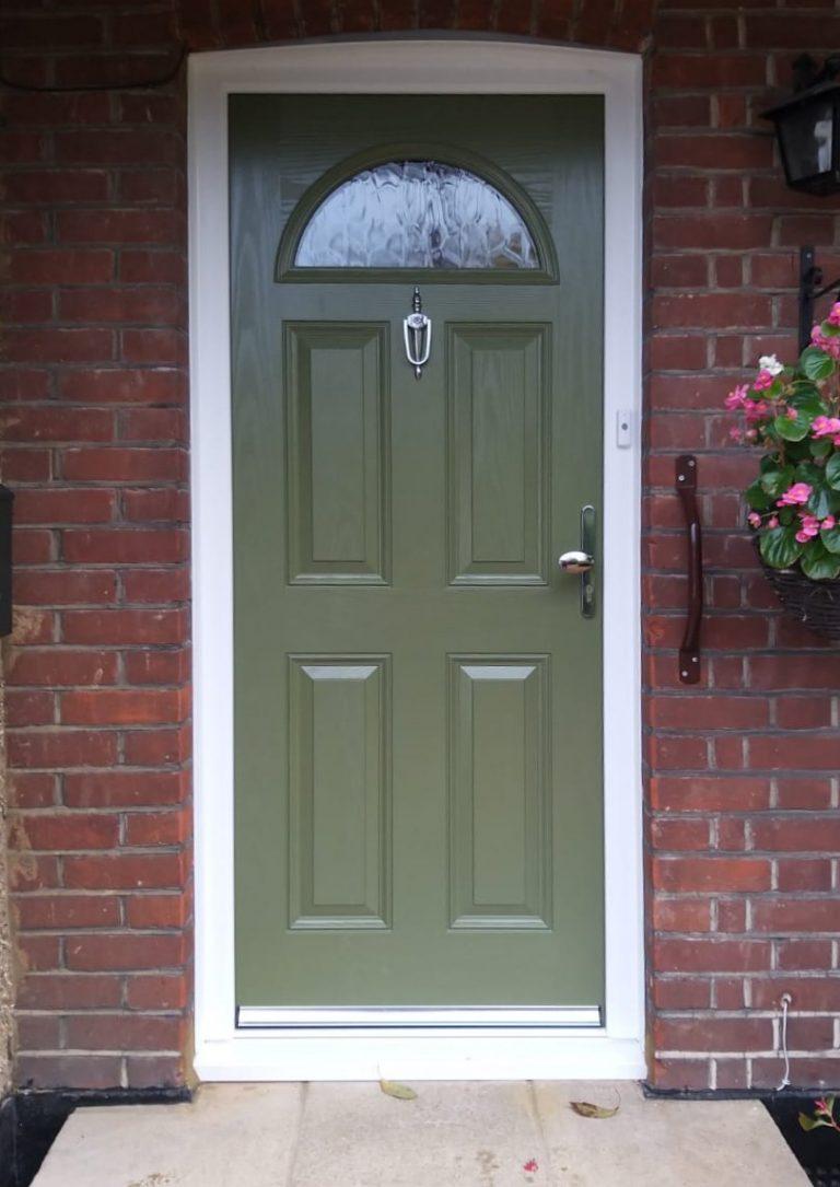 New Composite Front Doors around Ruislip