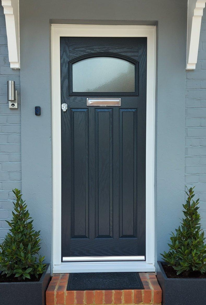 Buy Composite front doors Ruislip