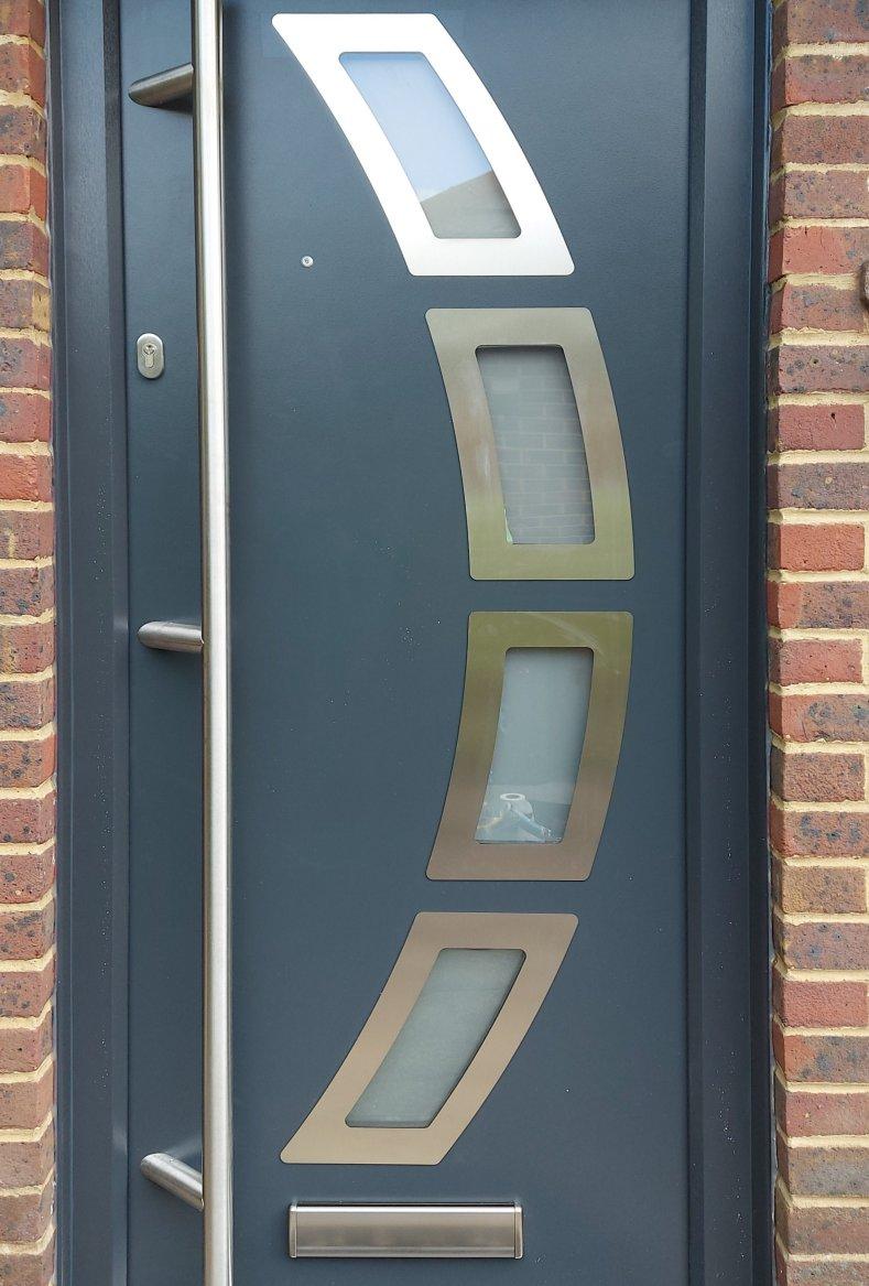 Composite doors in Ruislip