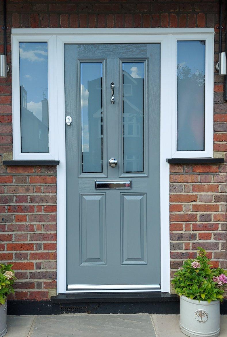 Composite Back Doors Ruislip
