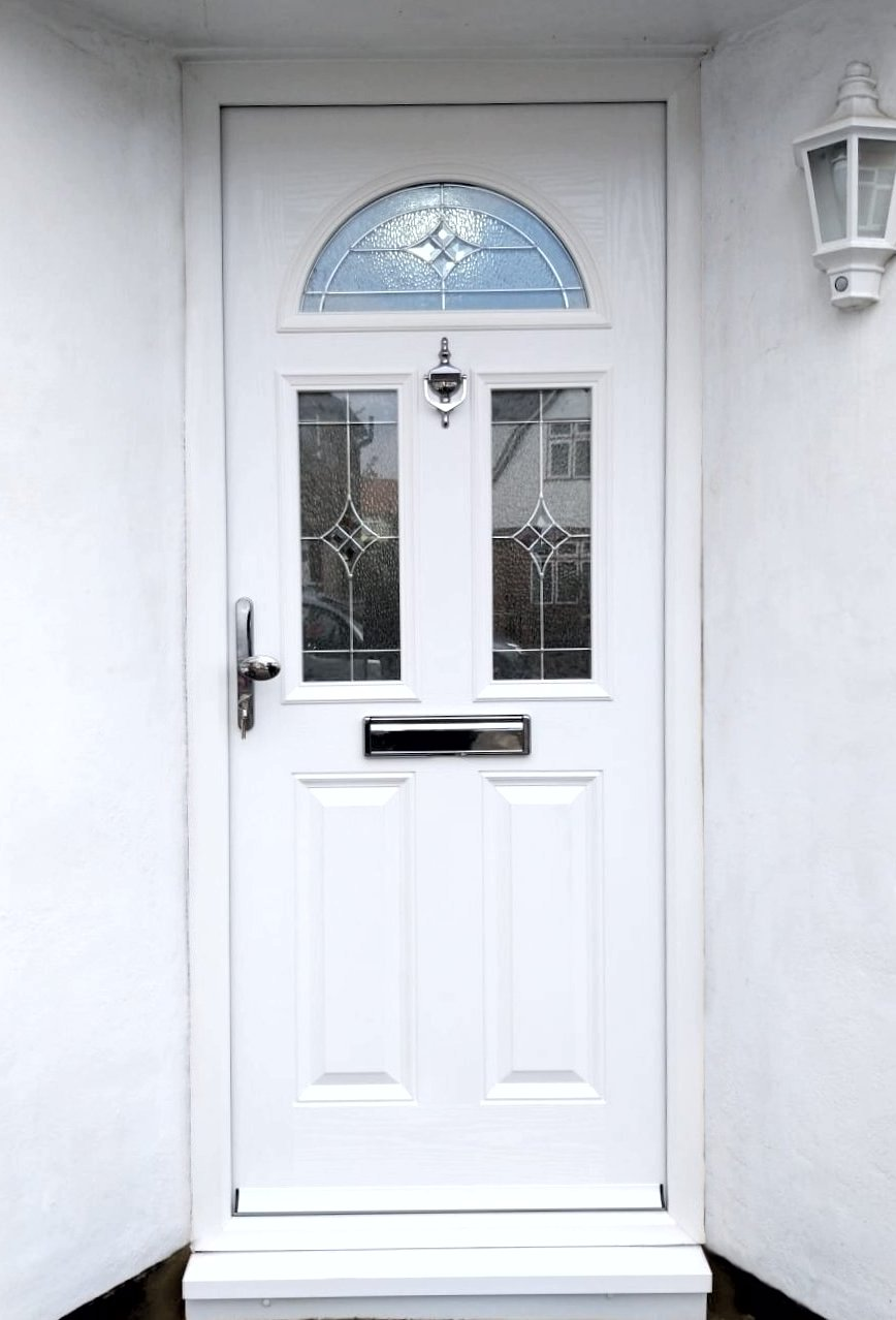 Composite Doors Pinner