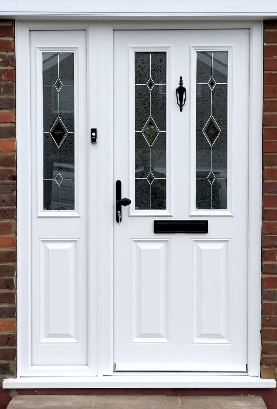Composite front door Bushey