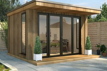 Garden Rooms in Eastcote