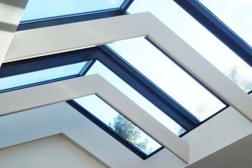 Kitchen Roof Lanterns Englefied Green