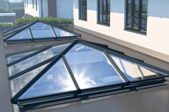 Roof Lanterns in North Harrow