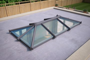 Skypod Roof Lanterns Englefied Green