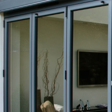 Aluminium Double Glazed Windows