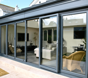 Price of Bi-Folding Doors in Virginia Water